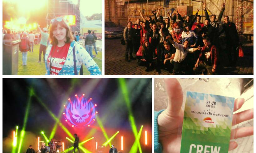 """Volunteering in """"Tallinn Star Weekend"""""""