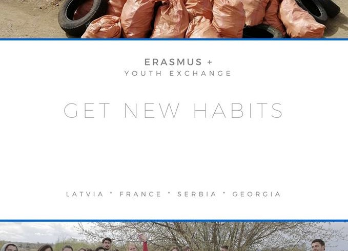 "Projekts ""Get New Habits"""